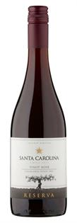 Santa Carolina Pinot Noir Reserva Estate 2015 750ml - Case...